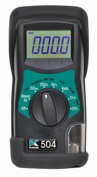 KANE 504 infra-rood rookgasanalyser