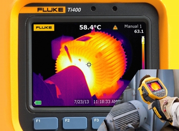 Infrared camera's