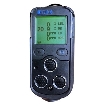 PS 250-141 individuele 4 gas detector