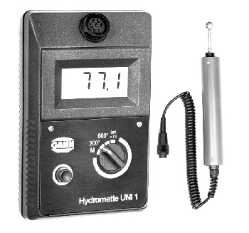 GANN Uni1/B50 vochtigheidsmeter